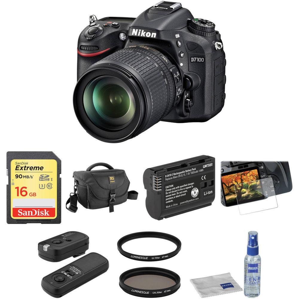 image of Nikon D7100