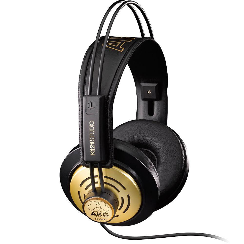 Semi Open Headphones : akg k121 studio semi open headphones 2144x00170 b h photo video ~ Hamham.info Haus und Dekorationen