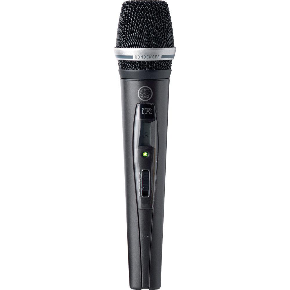 Handheld Wireless Microphone Transmitter : akg ht 470 handheld wireless microphone transmitter 3301x00380 ~ Hamham.info Haus und Dekorationen
