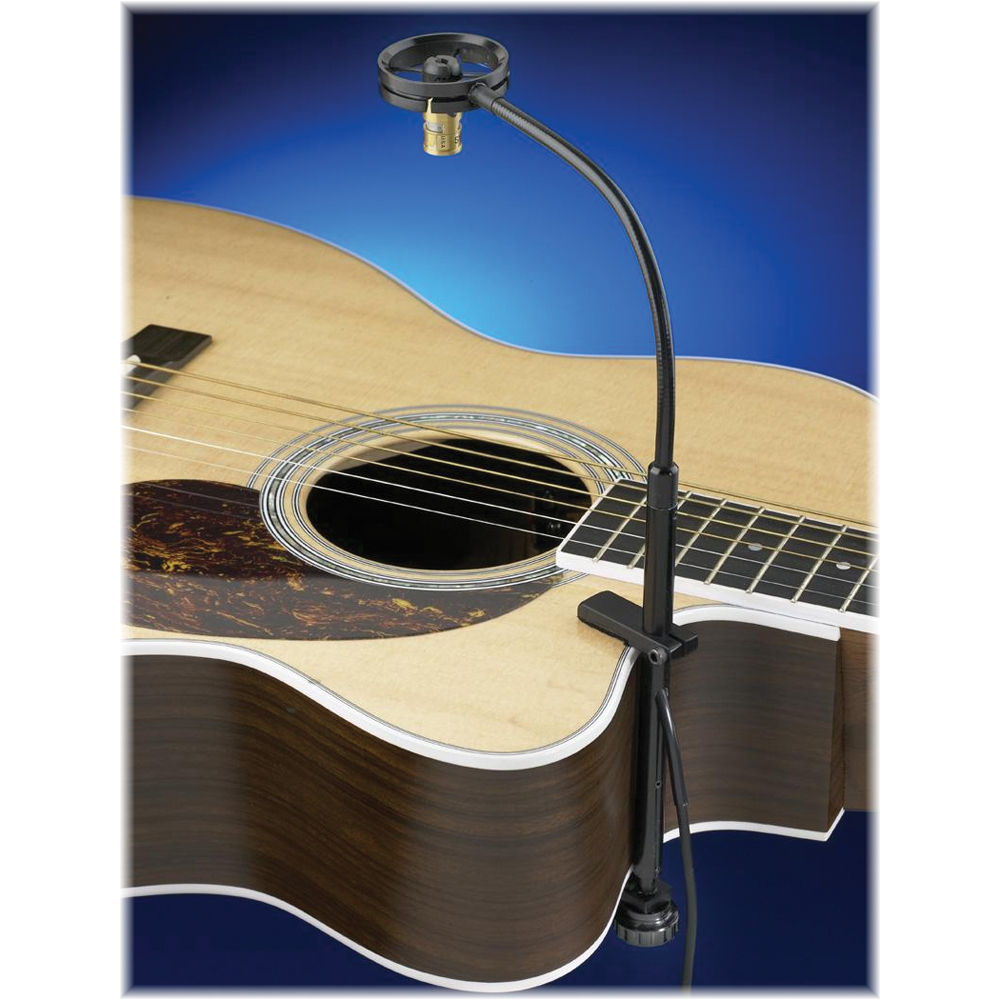 amt s15g studio guitar microphone s15g studio b h photo video. Black Bedroom Furniture Sets. Home Design Ideas