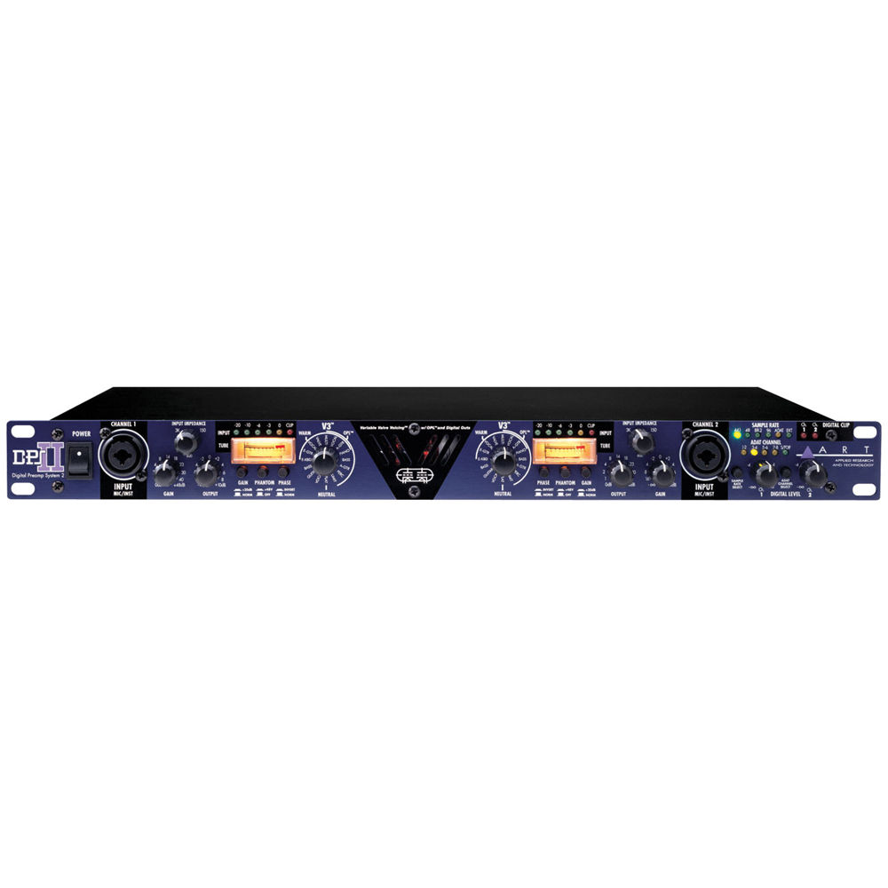 Microphone Preamps Bh Photo Video Active Preamplifier Using Lf356 Art Tps Ii 2 Channel Tube With V3 Valve Voicing And Variable Impedance