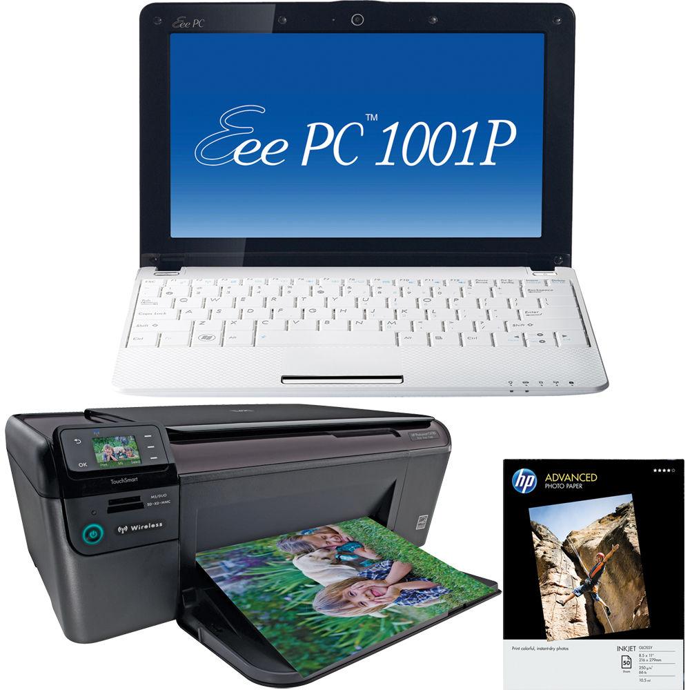 ASUS Eee PC 1001P-MU17 10 1
