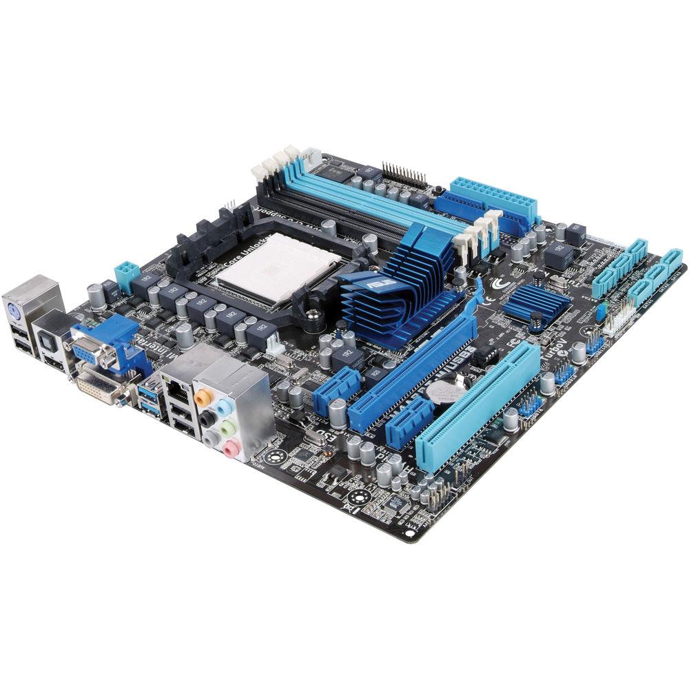 Asus M4A88T-M/USB3 AMD Chipset 64 BIT Driver