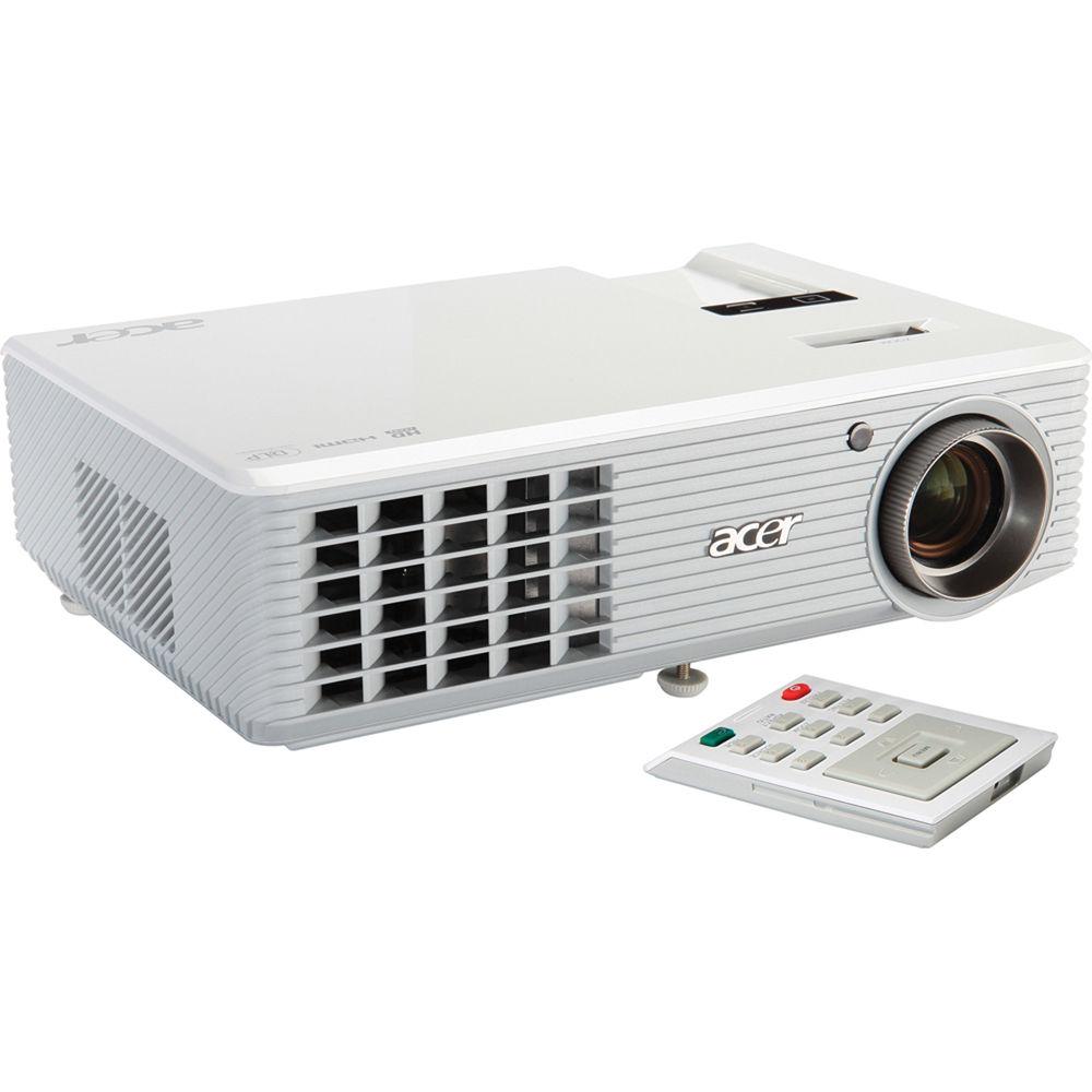 Acer H5360 3d Dlp Projector Ey K0701 020 B Amp H Photo Video