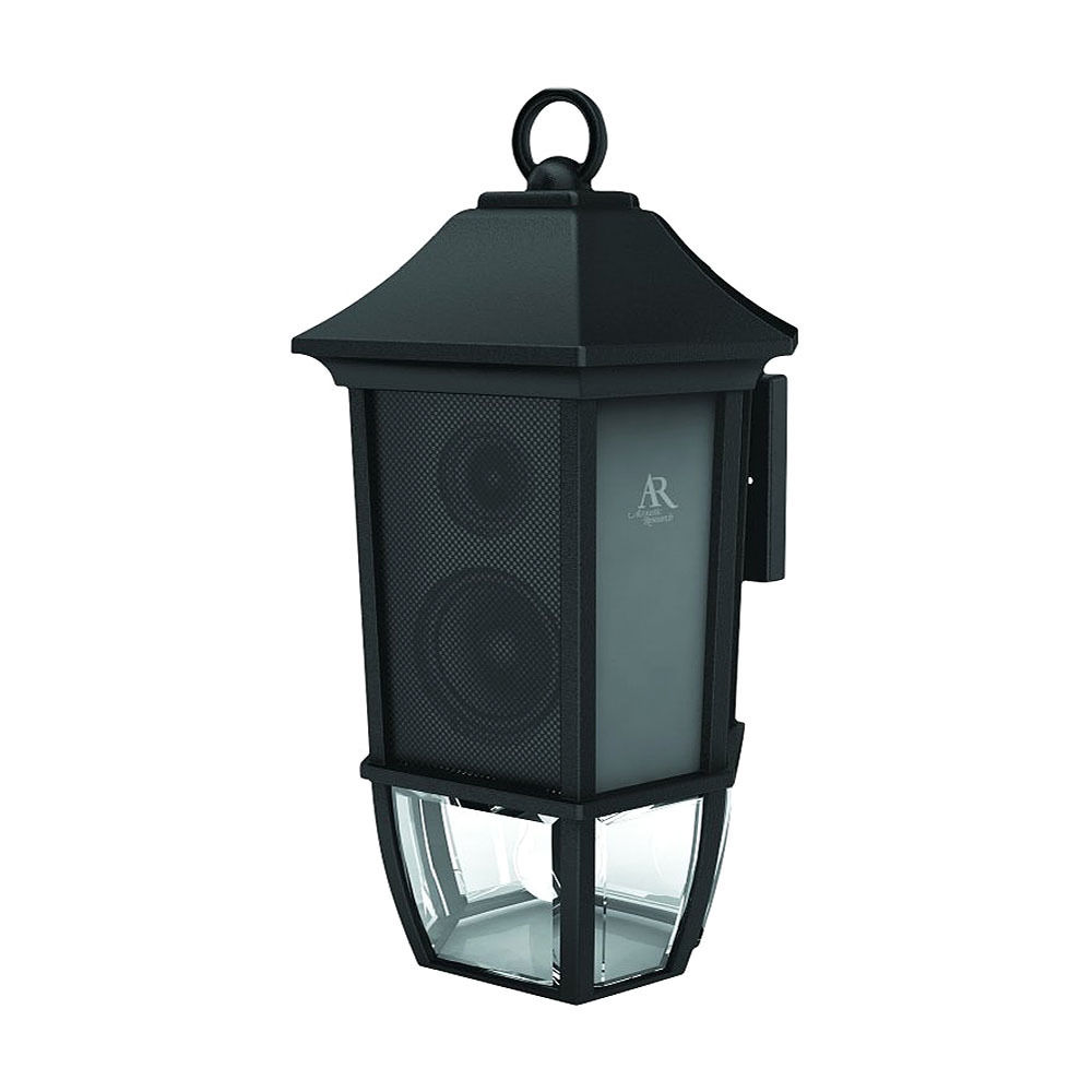 Acoustic Research Aw851 Wireless Main Street Style Outdoor Lamp Speaker