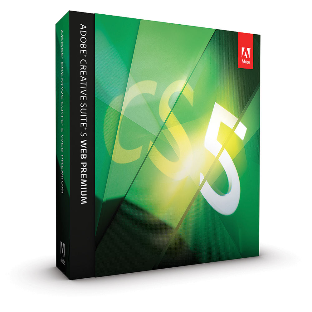 adobe creative suite products