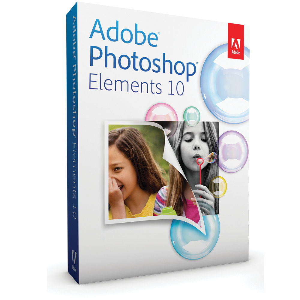 adobe photo elements