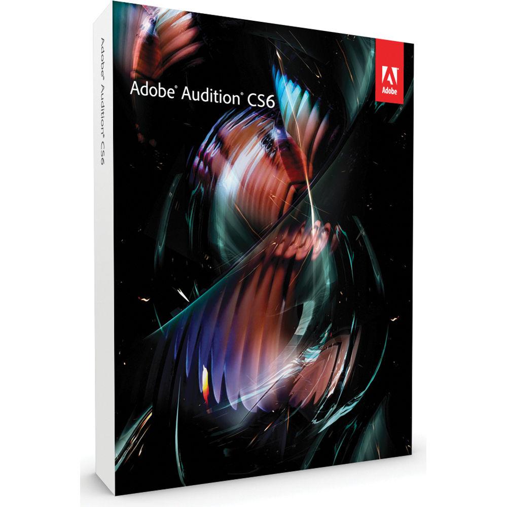 Adobe Cs6 In Yosemite: Adobe Audition CS6 For Mac 65159677 B&H Photo Video