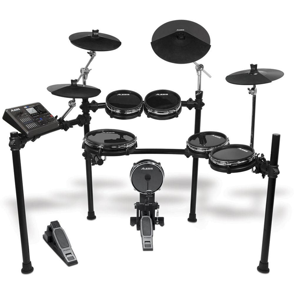 alesis dm10 kit six piece electronic drum set dm10 studio kit