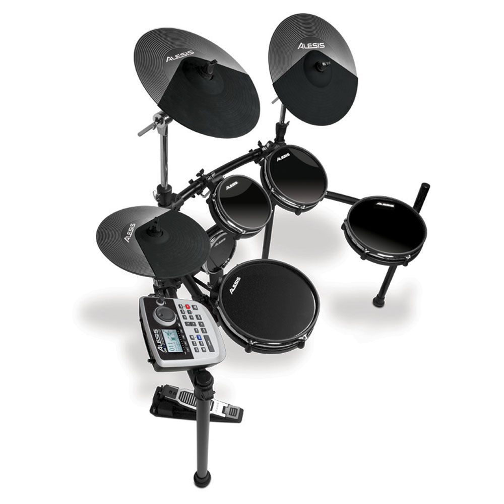 alesis dm8 pro kit professional five piece electronic dm8 pro. Black Bedroom Furniture Sets. Home Design Ideas