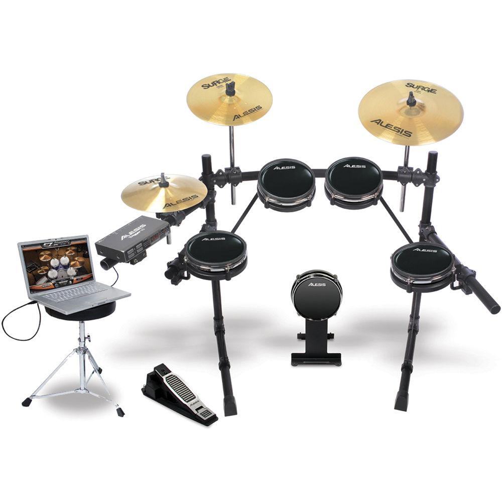 alesis usb pro drum kit usb electronic drum set usb pro. Black Bedroom Furniture Sets. Home Design Ideas