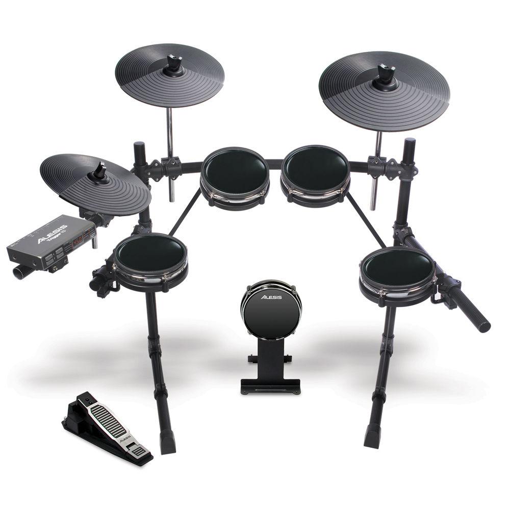 alesis usb studio drum kit five piece usb usb studio drum kit. Black Bedroom Furniture Sets. Home Design Ideas