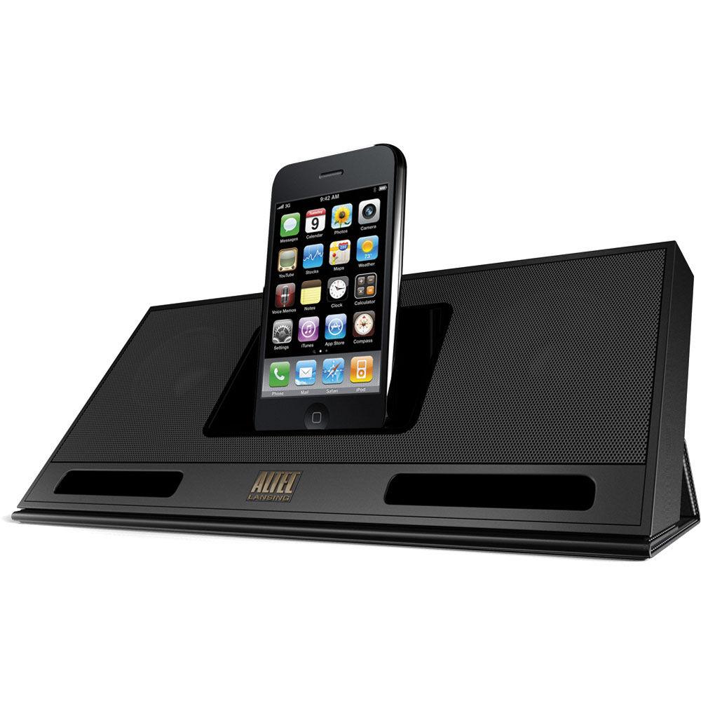 Altec lansing imt325 inmotion compact portable speaker imt325.
