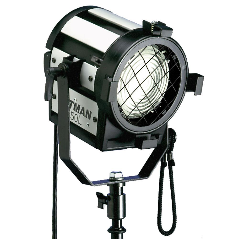 Altman 650L-HS Fresnel Light 650L-SM B&H Photo Video