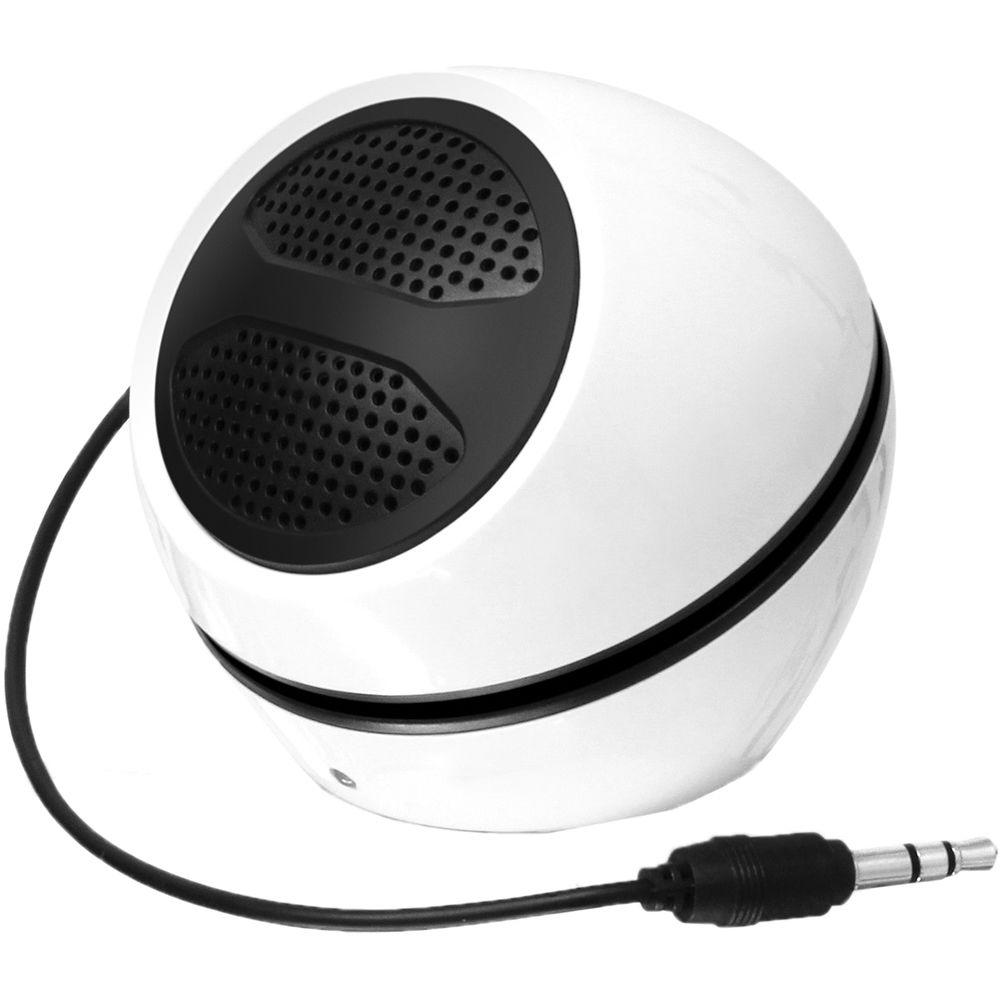 aluratek bump portable bluetooth mini speaker aps02f b h photo. Black Bedroom Furniture Sets. Home Design Ideas