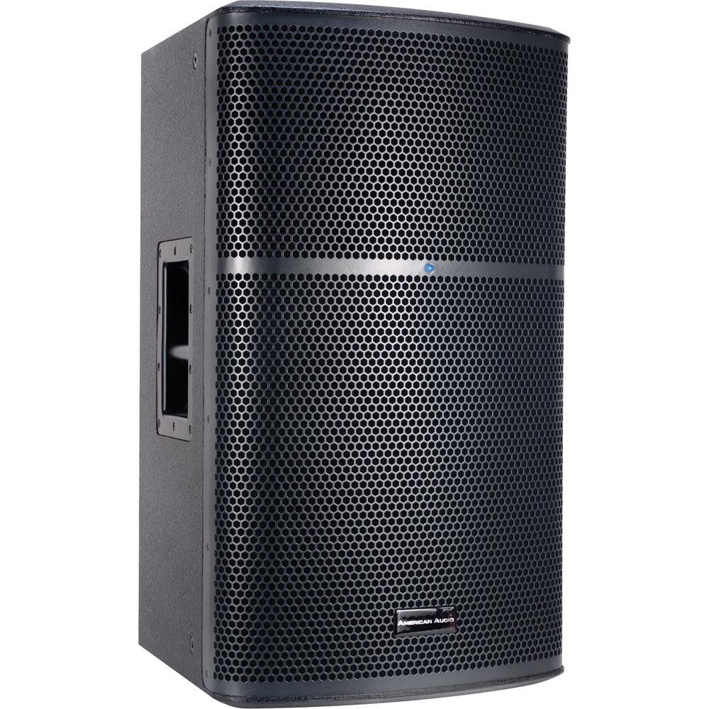 american audio dlt15a active speaker system dlt15a b h photo. Black Bedroom Furniture Sets. Home Design Ideas