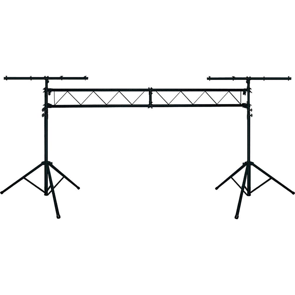 American_DJ_LTS_50T_LTS_50T_Portable_Trussing_System on Dj Equipment Setup