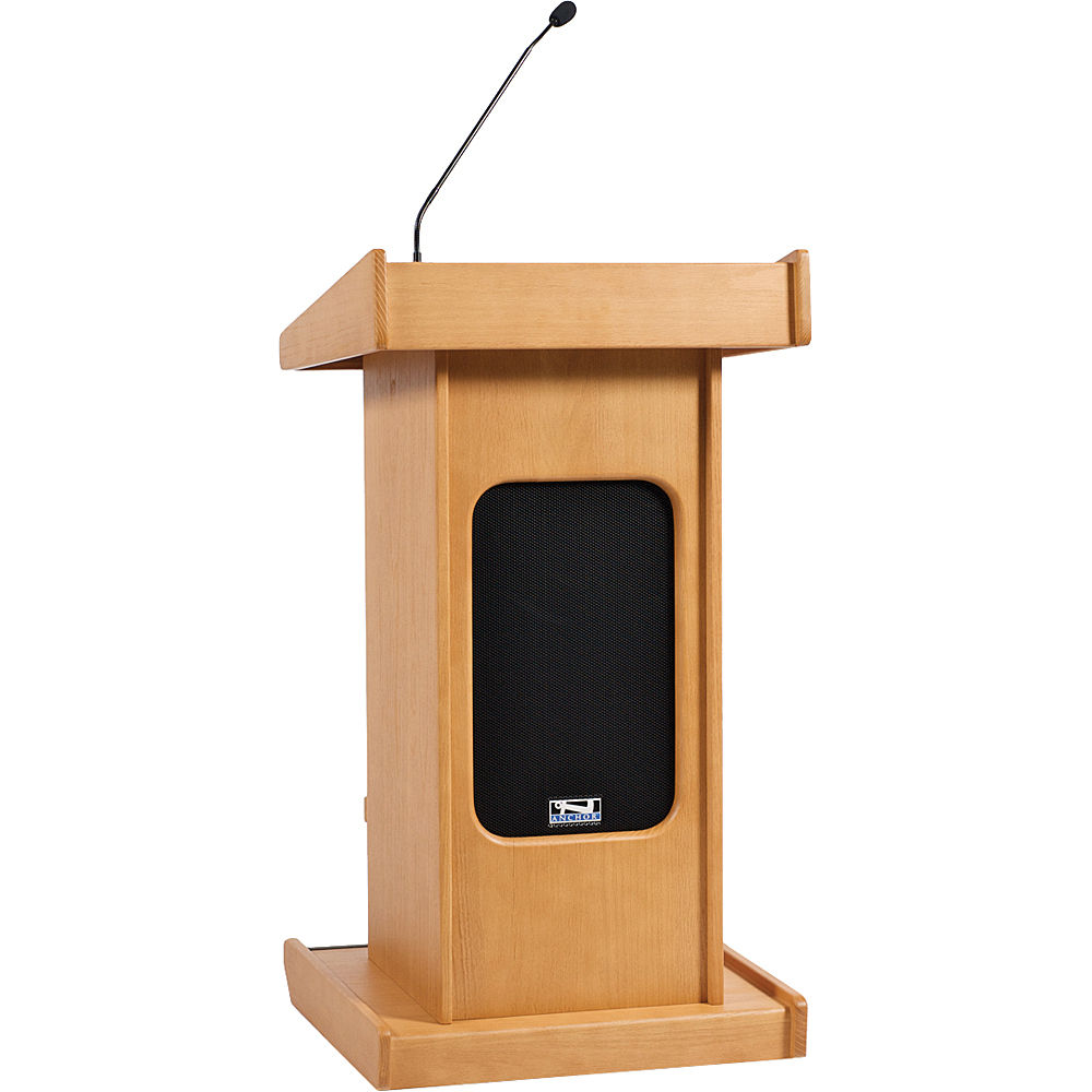Anchor Audio Admiral Lectern System For Liberty Platinum