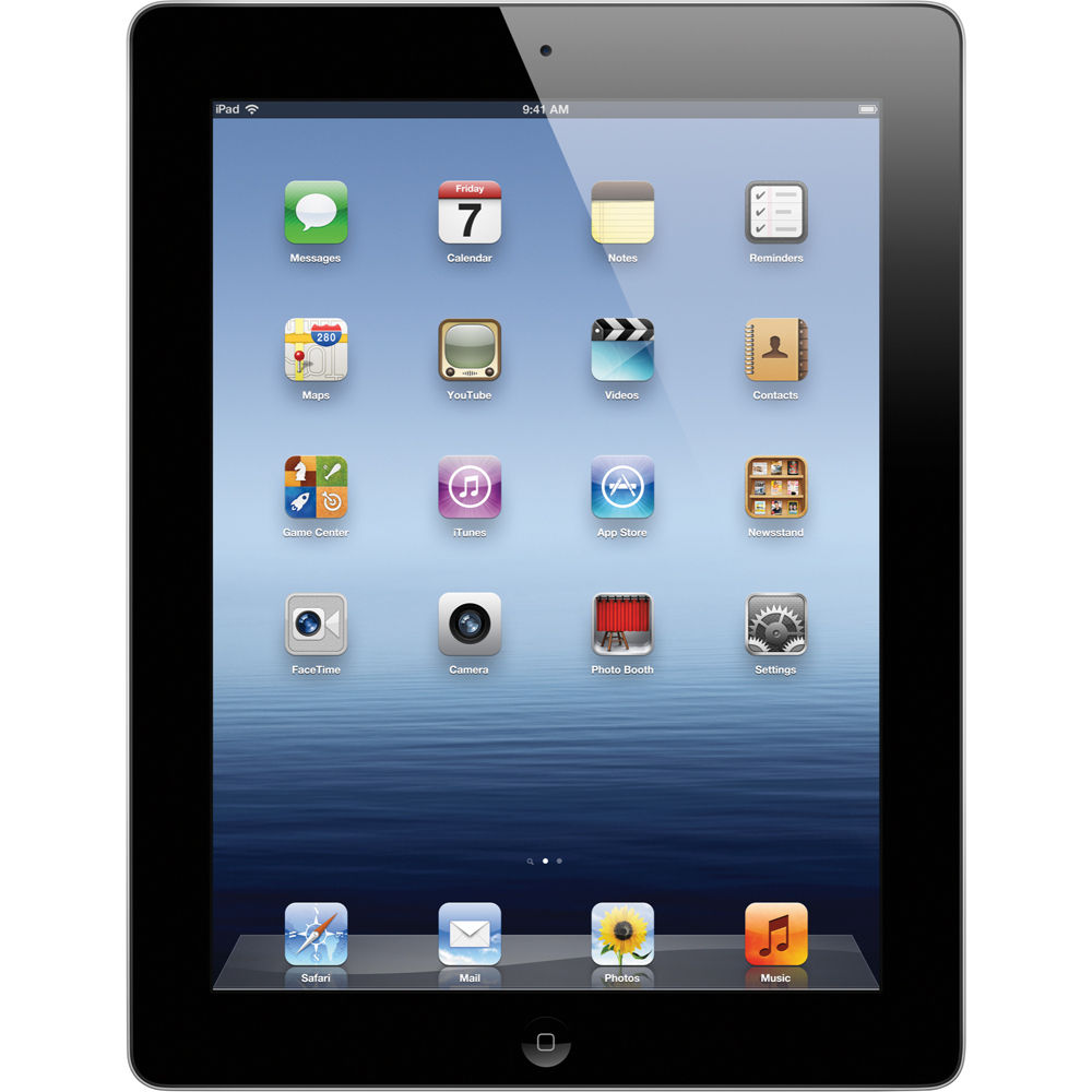 Apple 32gb Ipad With Wi Fi 3rd Gen Black