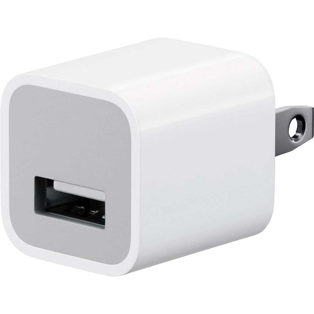 Power Adapter Apple Usb Plug Adapters On Royal Caribbean Ps4 Wheel Adapter Adapter Esata Hdmi: Apple A1265 USB Power Adapter For IPod & IPhone MB352LL/C