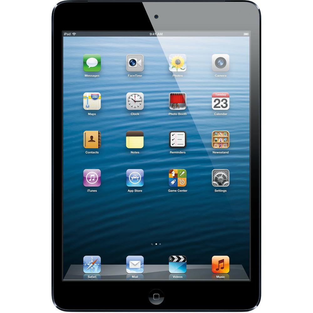 Apple 16GB iPad mini (Wi-Fi Only, Black & Slate) MD528LL/A