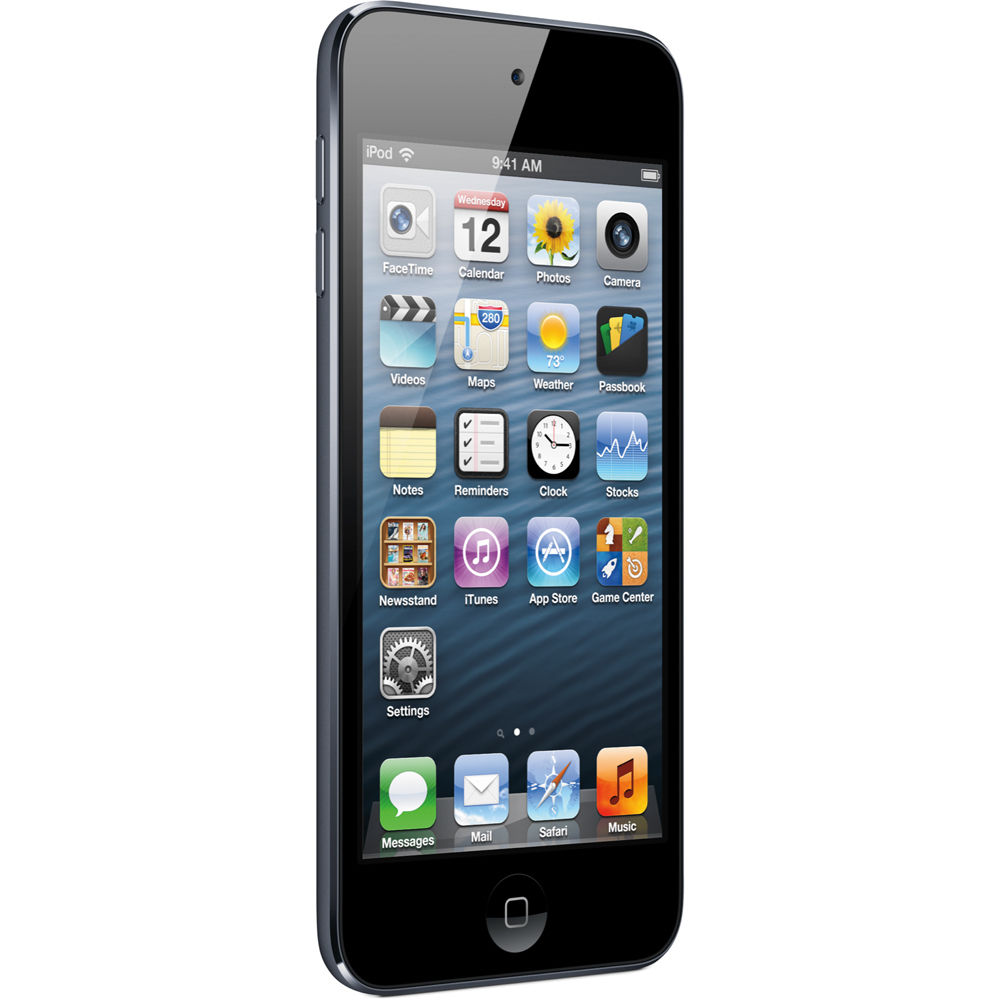 Apple 32GB iPod touch (Black & Slate) MD723LL/A B&H Photo
