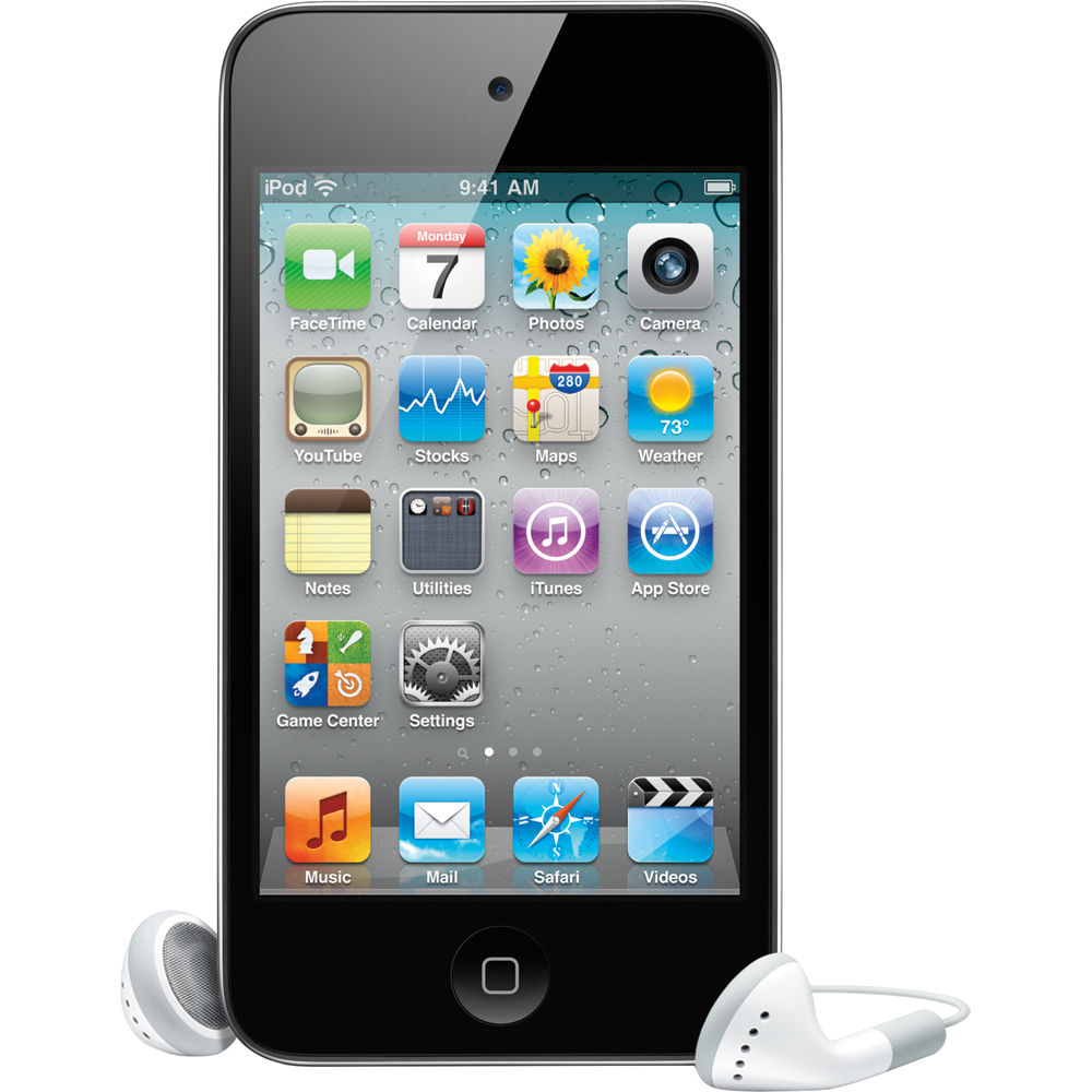 Apple 16GB iPod touch (Black) (4th Generation)