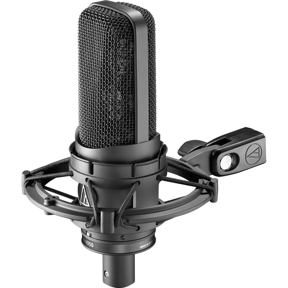 audio technica at4050 multi pattern condenser microphone at4050. Black Bedroom Furniture Sets. Home Design Ideas