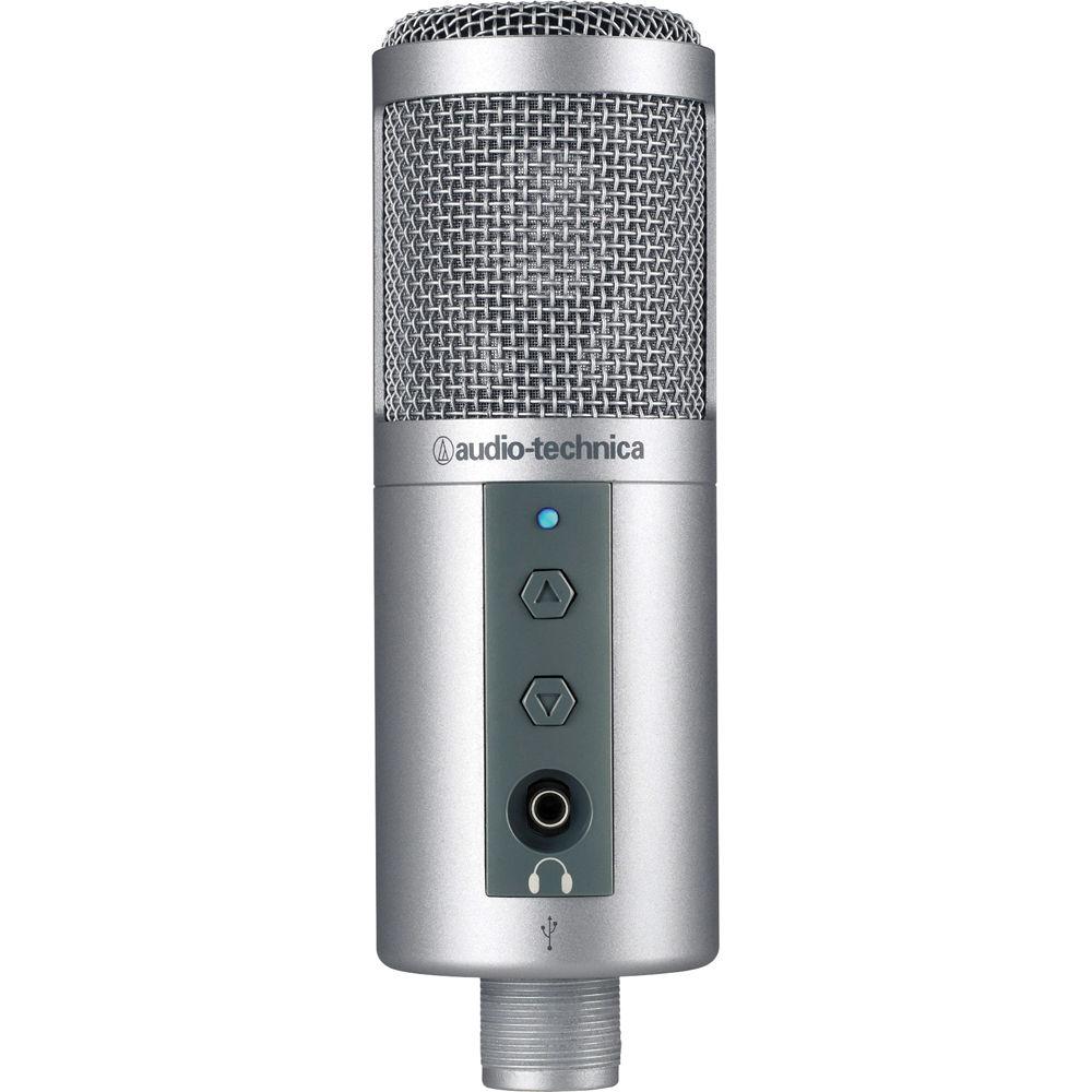 audio technica atr2500 usb condenser usb microphone atr2500 usb. Black Bedroom Furniture Sets. Home Design Ideas