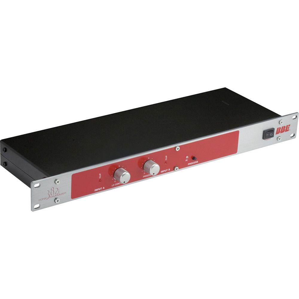 bbe sound 382i sonic maximizer 382i b h photo video. Black Bedroom Furniture Sets. Home Design Ideas