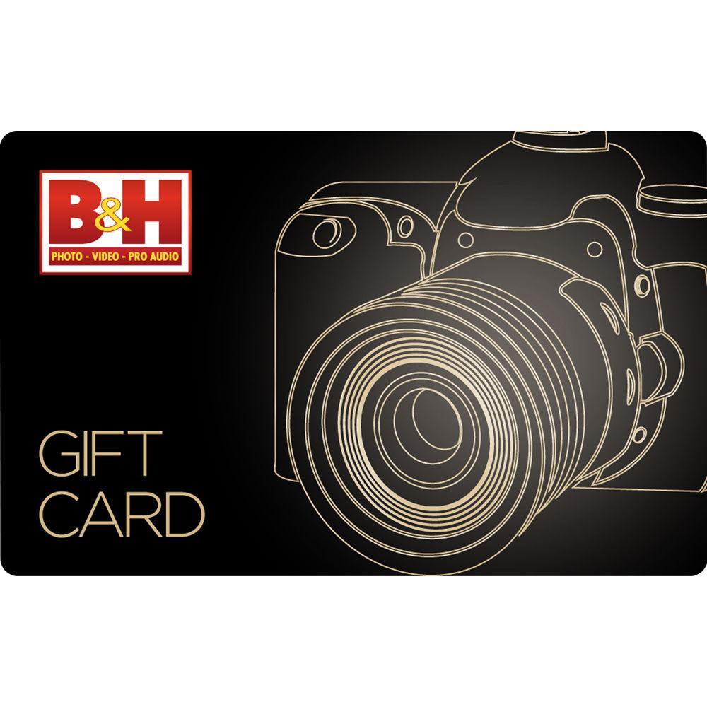 B&H Photo Video $100 Gift Card B&H Photo Video