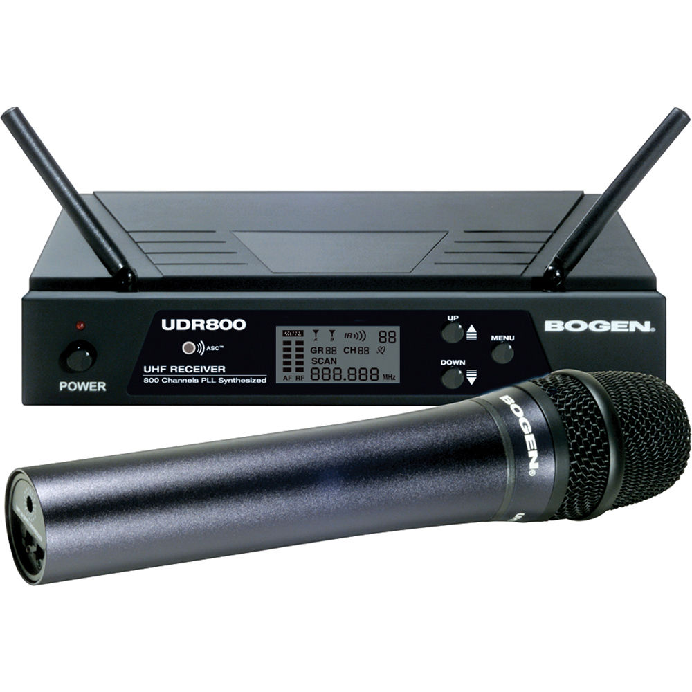 Handheld Wireless Communication : bogen communications udms800hh handheld wireless udms800hh b h ~ Vivirlamusica.com Haus und Dekorationen