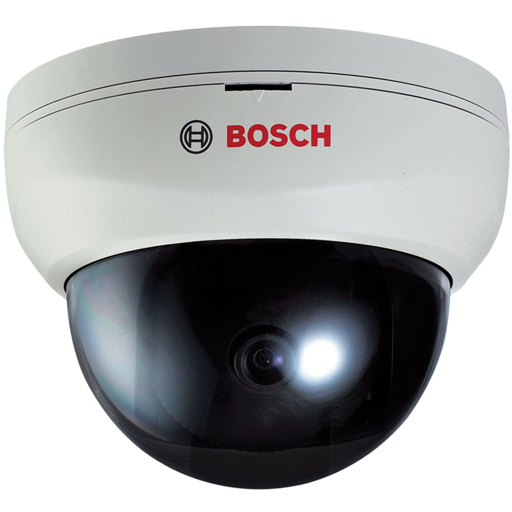 Bosch 540 TVL Indoor Day Night Dome Camera With 38mm Fixed Lens
