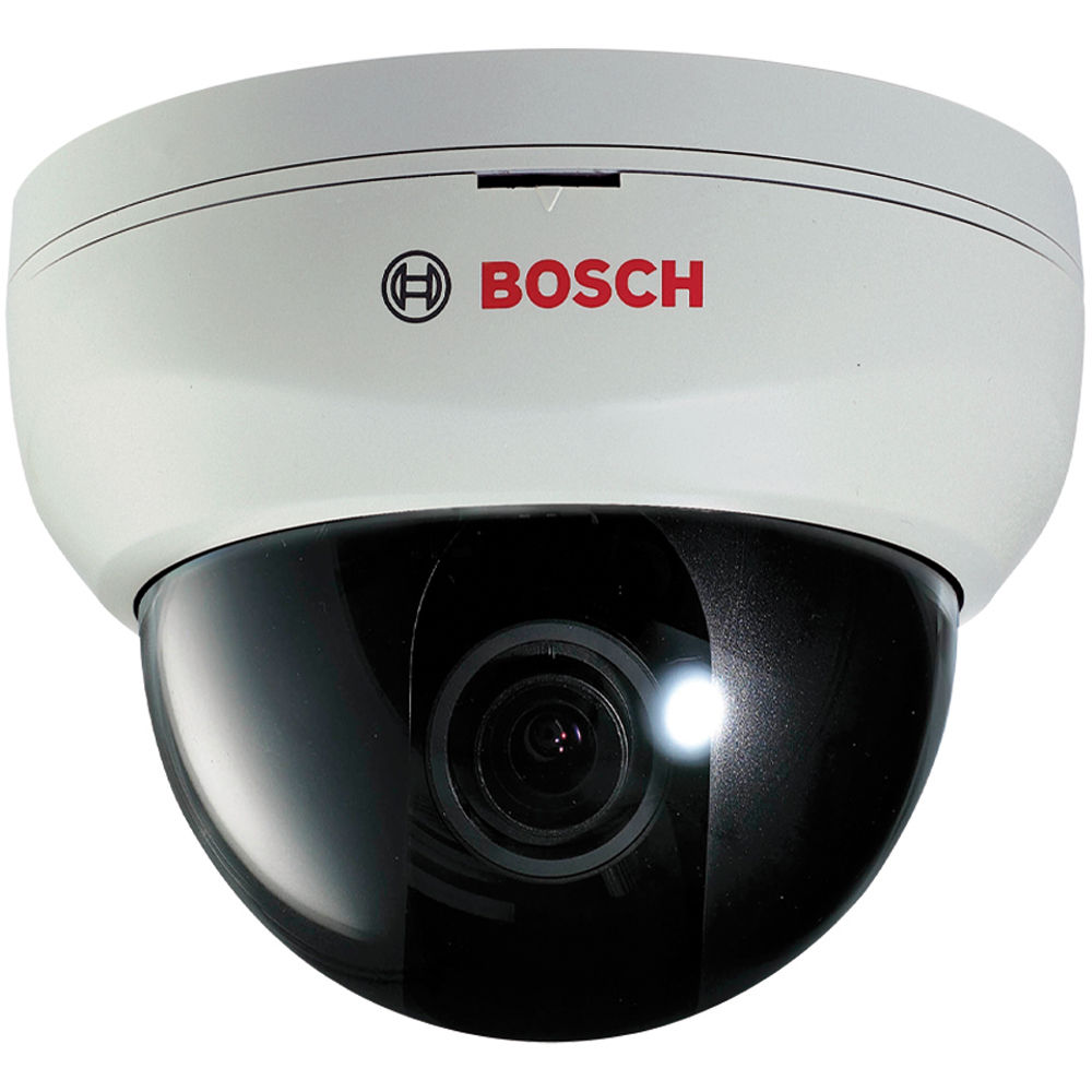 Bosch 540 TVL Indoor Day Night Dome Camera With 38 To 95mm Varifocal Lens