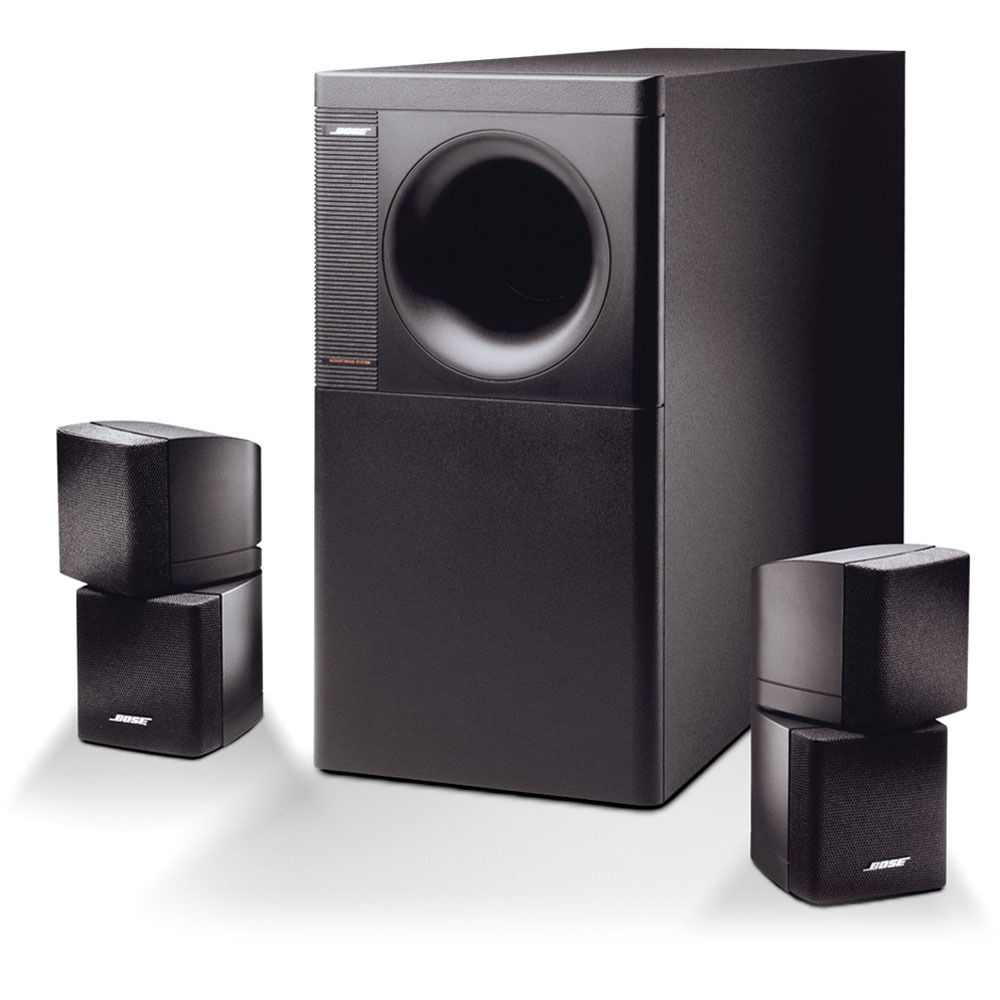 Bose Audio >> Bose Acoustimass 5 Series III Speaker System (Black) 21725 B&H