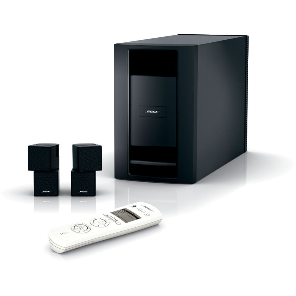 bose lifestyle homewide powered speaker system 310644 1100 b h. Black Bedroom Furniture Sets. Home Design Ideas