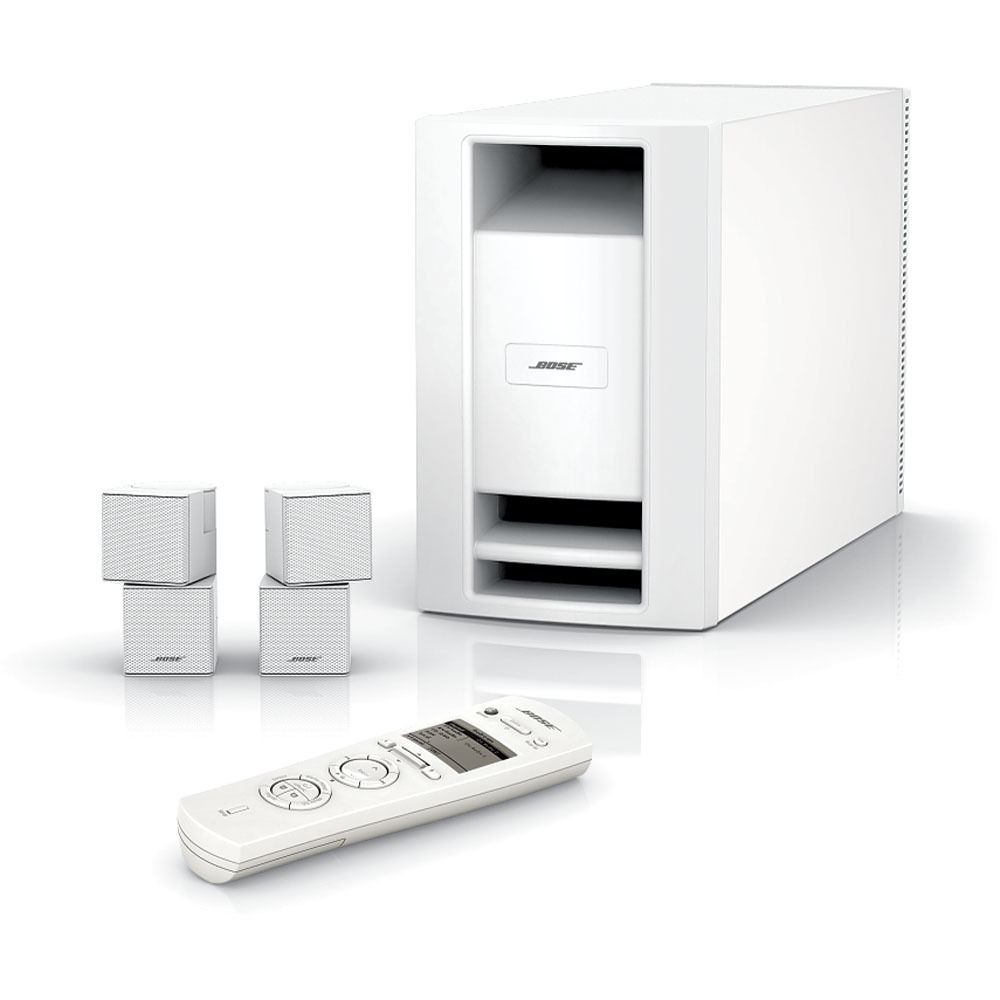 Bose Lifestyle Homewide Powered Speaker System 310644-1200 B&H