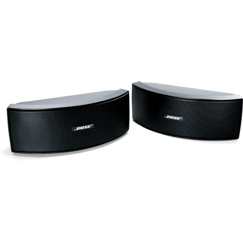 Bose 151 SE Outdoor Environmental Speakers (Black) 34103 B&H