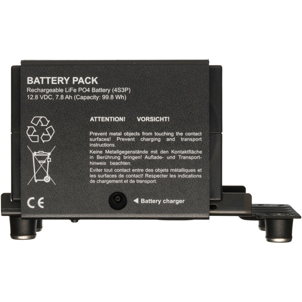 Broncolor Rechargeable Plug In Lithium Battery For Mobil A2l