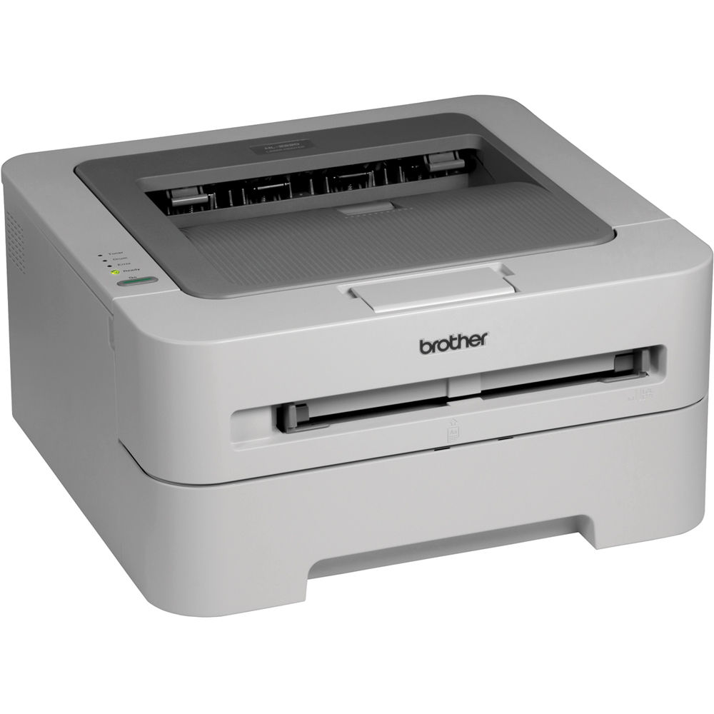 04756e49b Brother HL-2220 Compact Personal B W Laser Printer HL-2220 B H