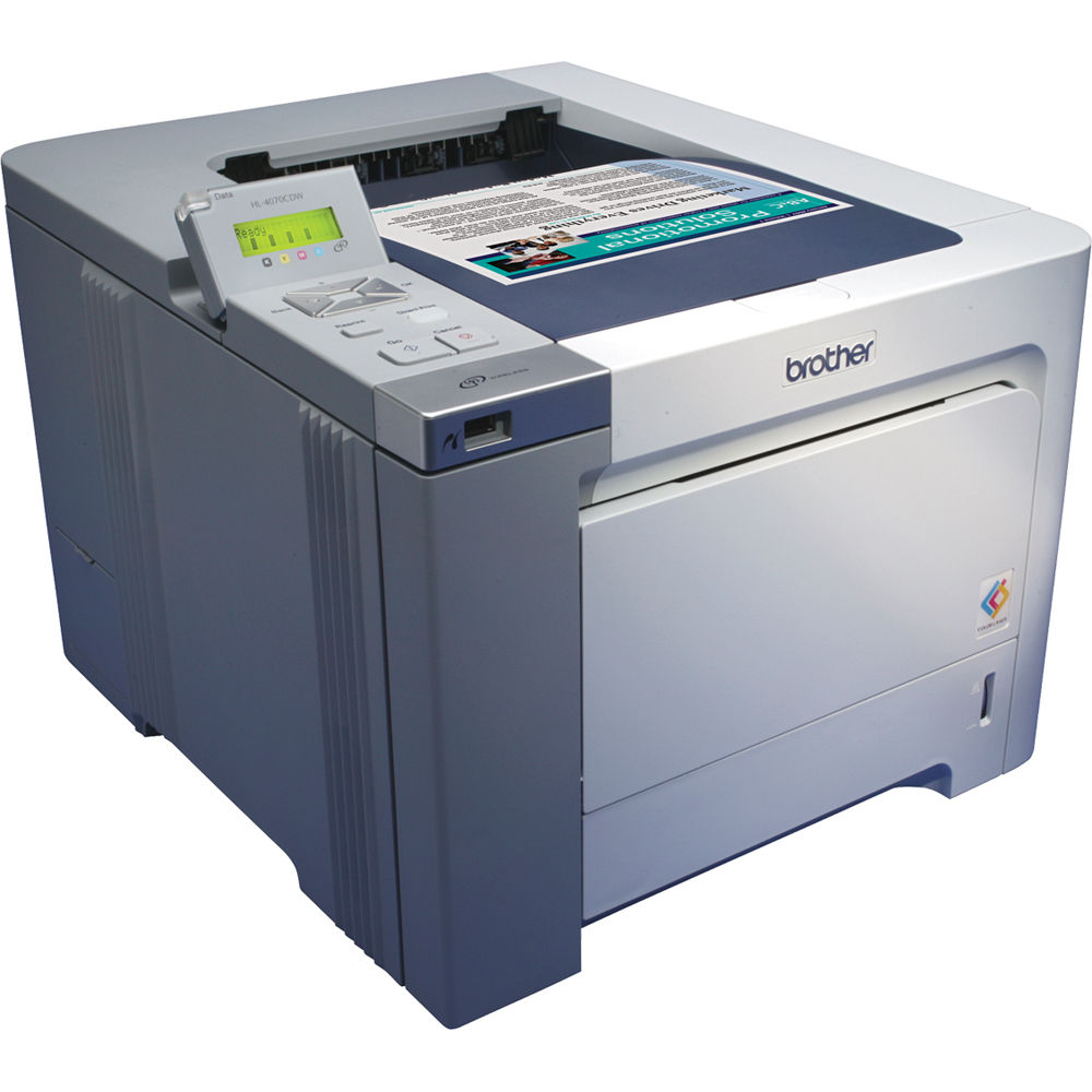 BROTHER HL-4070CDW COLOR LASER PRINTER WINDOWS 10 DRIVER
