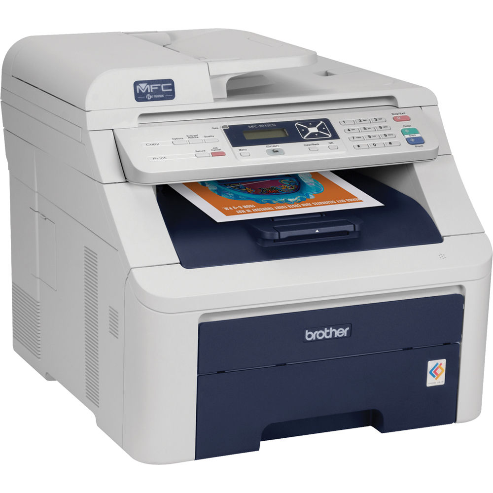 Brother DCP-9010CN Scanner Windows 8 X64