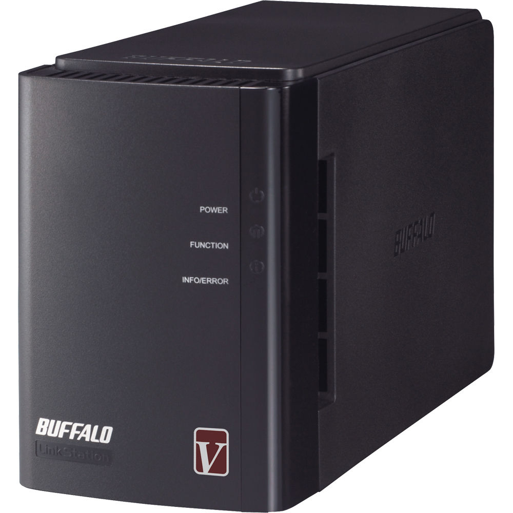 buffalo 6tb linkstation pro duo ls wvl r1 network ls wv6 0tl r1 rh bhphotovideo com buffalo linkstation manual ls-wxl buffalo linkstation manual ls-wxl