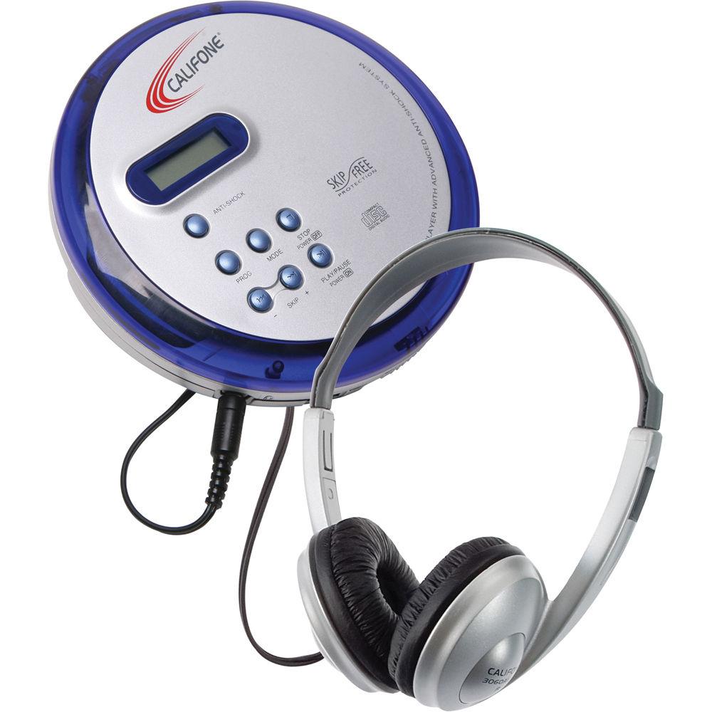 Califone cd 1portable cd player