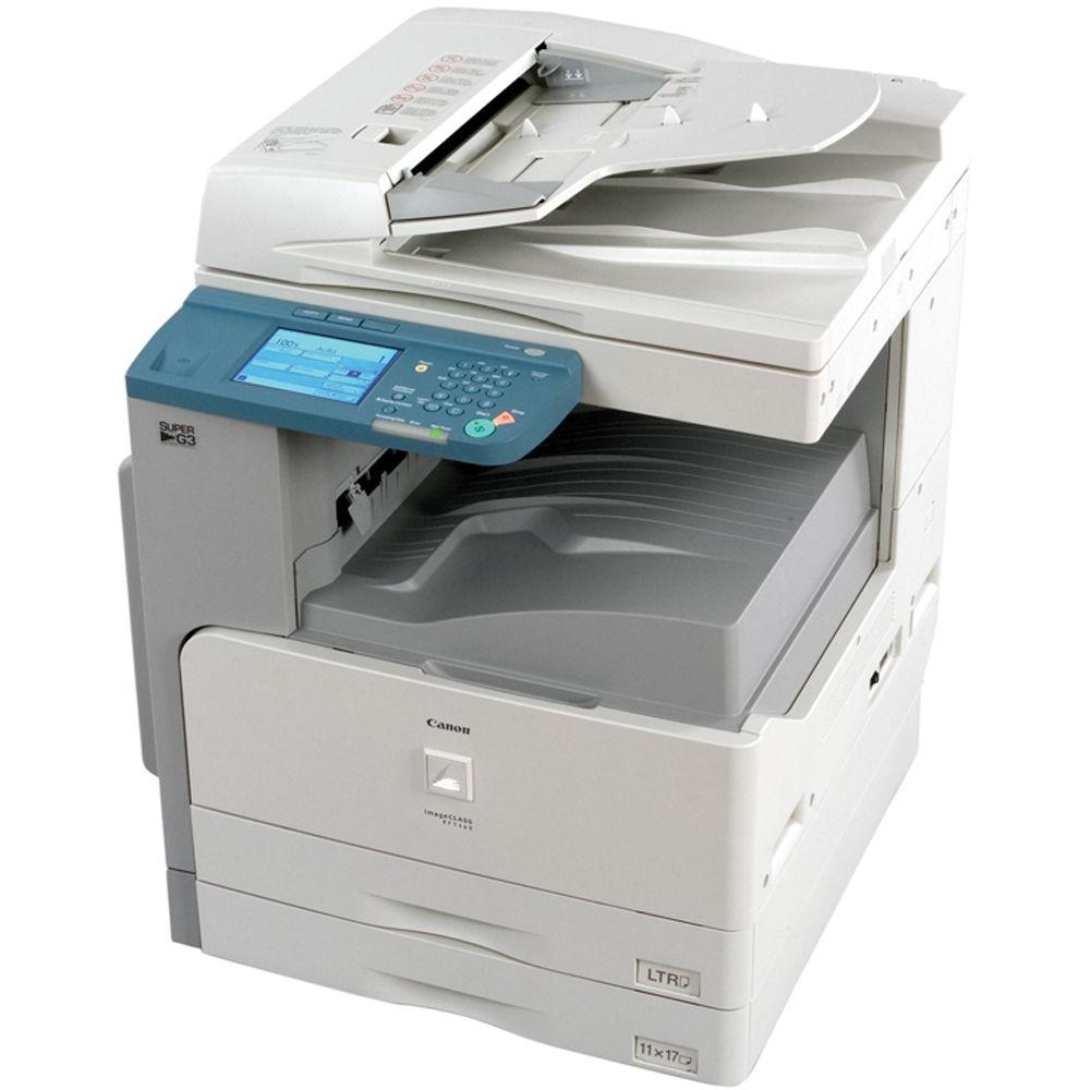 Canon imageCLASS MF7460 Monochrome All-in-One Laser Printer