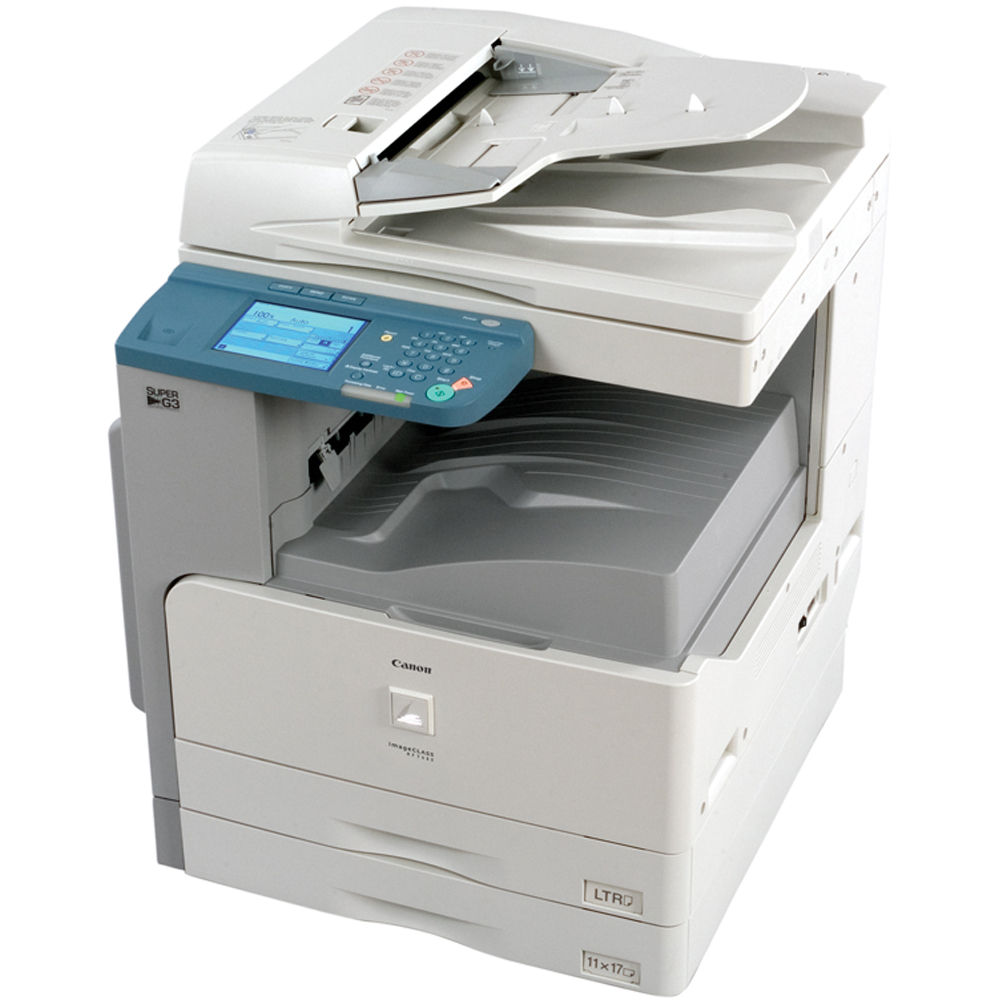 how to set up fax on canon printer