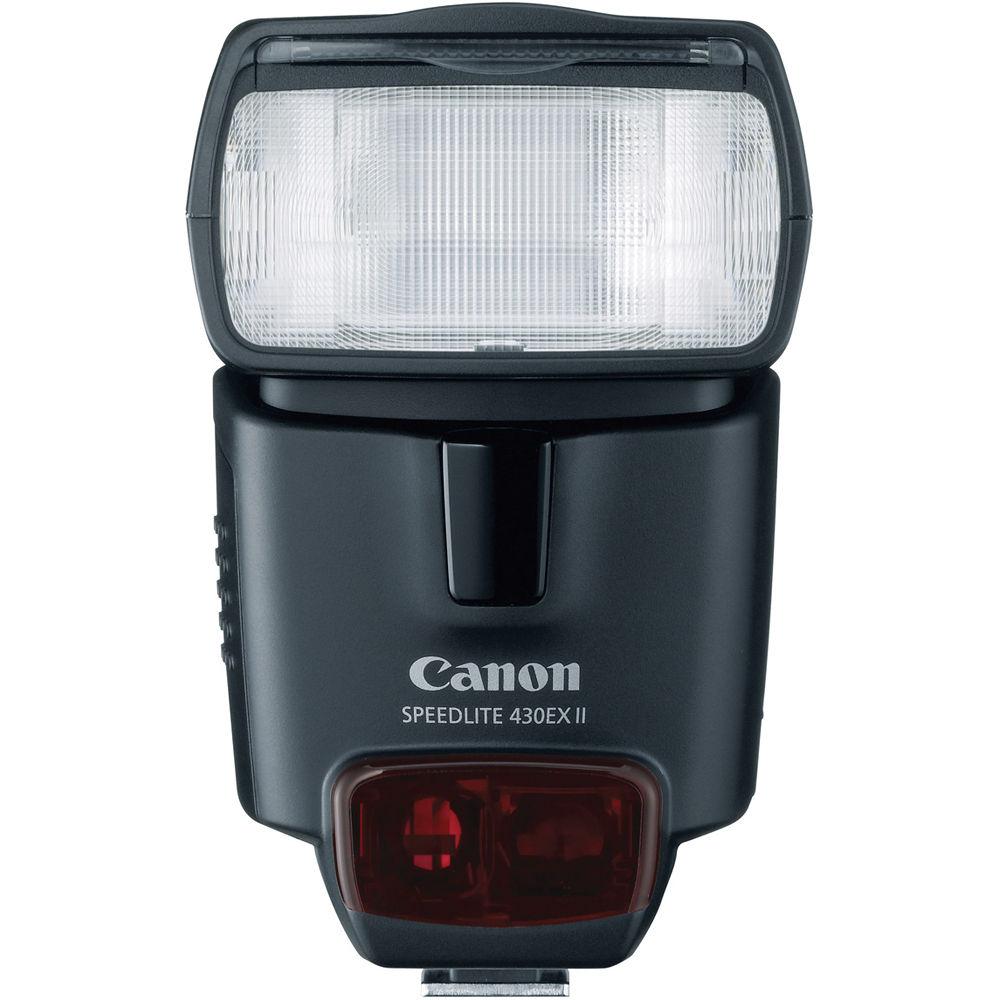 used canon speedlite 430ex ii 2805b009aa b h photo video rh bhphotovideo com 430EX II Backlight 430EX II Backlight