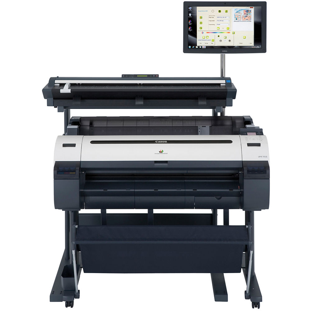 New Driver: Canon imagePROGRAF iPF650 MFP