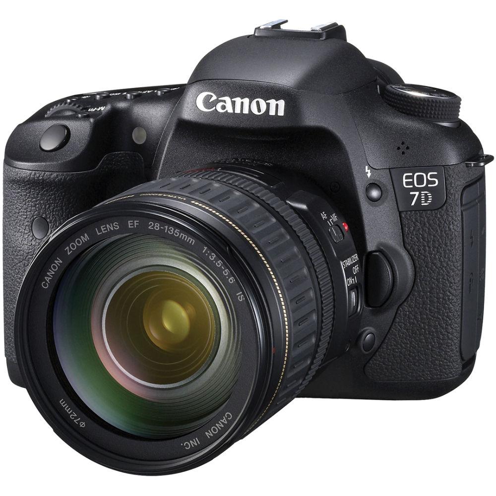 canon eos 7d dslr camera with 28 135mm kit 3814b010 b h photo rh bhphotovideo com canon eos 7d manual svenska canon eos 70d manual pdf svenska