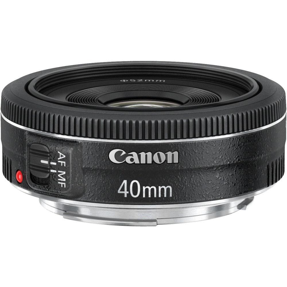 Canon Ef 40mm F 28 Stm Lens 6310b002 Bh Photo Video Lensa 50mm 18